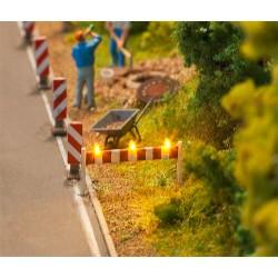 Faller 161830 2 LED-Warnbaken