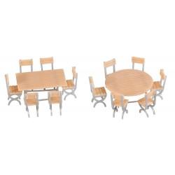 Faller 180957 2 Tische und...