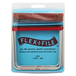 Albion 301 Flex-I-File 3 in...