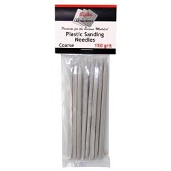 Albion 344 Plastic Sanding...