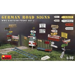 MiniArt 35602 GERMAN ROAD...