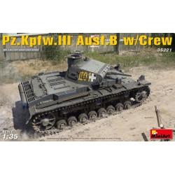 MiniArt 35221 Pz.Kpfw.III...