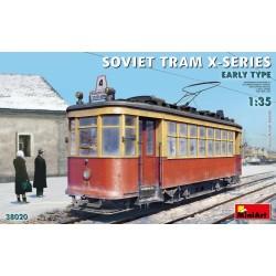 MiniArt 38020 SOVIET TRAM...