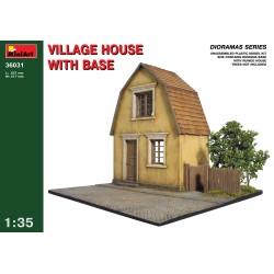 MiniArt 36031 VILLAGE HOUSE...
