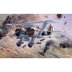 Airfix A02052A 1/72 Gloster...