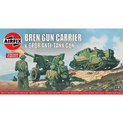 Airfix A01309V 1/76 Bren...